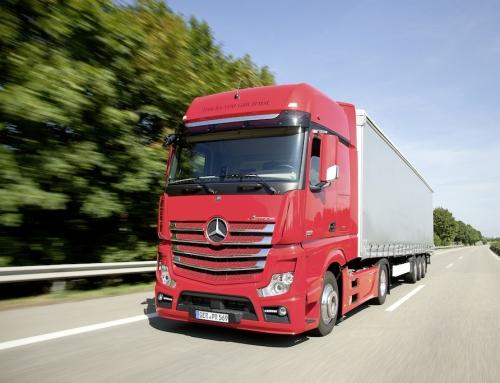 Logistik-Flotte vollständig auf Euro 6 umgestellt.